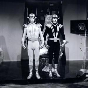 I legionari dello spazio (per gentile concessione RAI)
