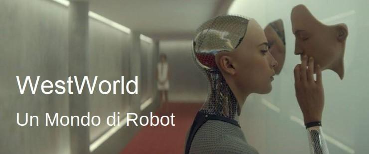 Image result for un mondo di robot